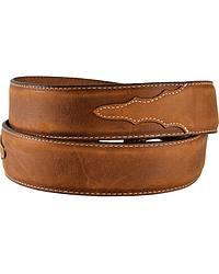 Silvercreek Basic Western Leather Belt at Sheplers