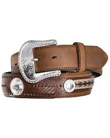Tony Lama Duke Leather Belt
