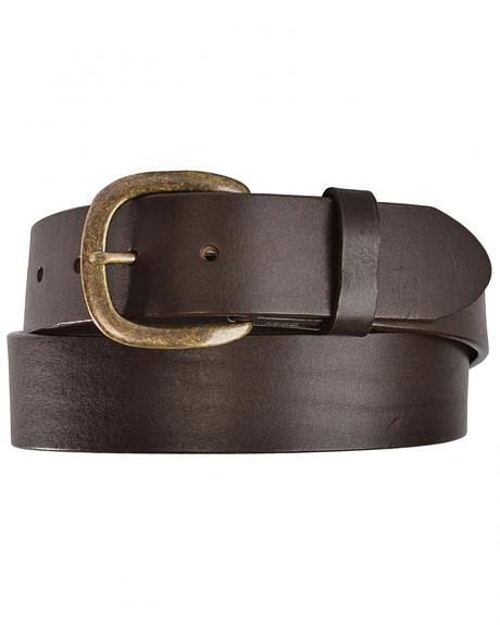 Justin Basic Leather Belt