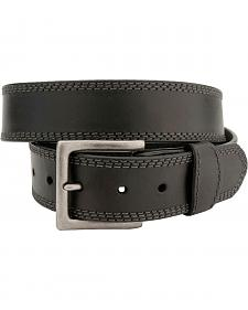 Exclusive Gibson Trading Co. Oil Tanned Basic Leather Belt