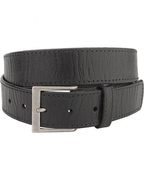 Exclusive Gibson Trading Co. Basic Leather Belt