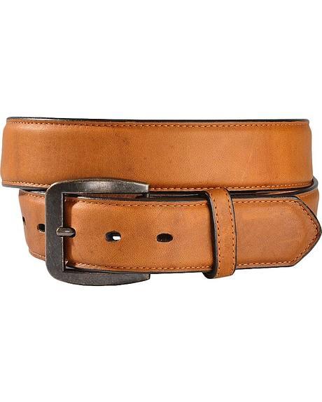 Georgia Boot Barracuda Leather Belt