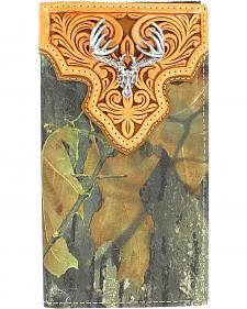 Nocona Mossy Oak Rodeo Wallet