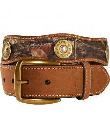 Nocona Mossy Oak Camo 12 Gauge Shotgun Shell Belt