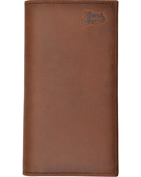 Justin Tan Distressed Rodeo Wallet