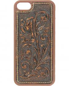 Nocona Tooled Leather iPhone 5 Phone Case
