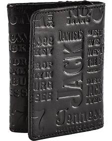 Jack Daniel's Lynchburg Tri-fold Wallet