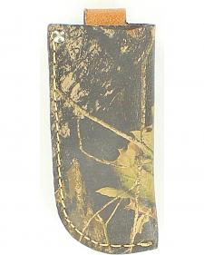 Nocona Mossy Oak Large Knife Sheath