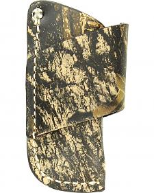 Nocona Mossy Oak Small Horizontal Knife Sheath