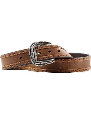 Ariat Scout Leather Laced Belt