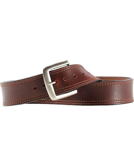 Ariat Piston Henna Leather Belt
