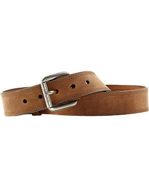 Ariat Distressed Basic Leather Belt