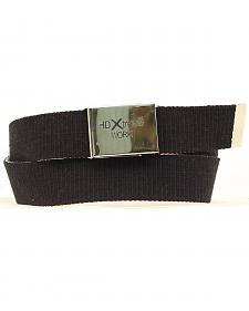 HDX Men's Reversible Flame-Resistant Work Belt
