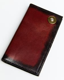 Nocona Shotgun Shell Concho Rodeo Wallet