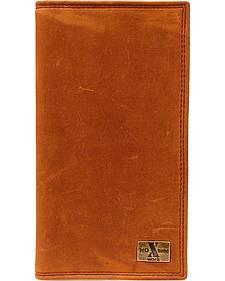 Nocona HDX Checkbook Wallet