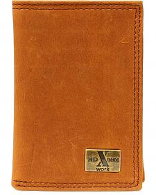 Nocona HDX Pitstop Tri-Fold Wallet