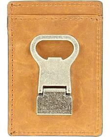 Nocona Front Pocket Money Clip Wallet