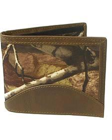 John Deere Realtree Camo Wallet