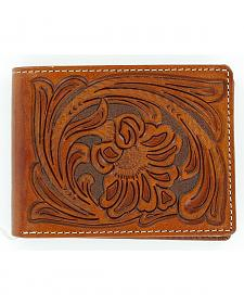 Nocona Tooled Bi-Fold Wallet
