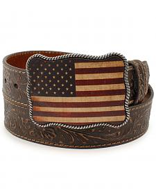 Ariat Basketweave Concho Belt