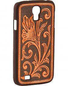 Nocona Floral Tooled Galaxy S4 Case