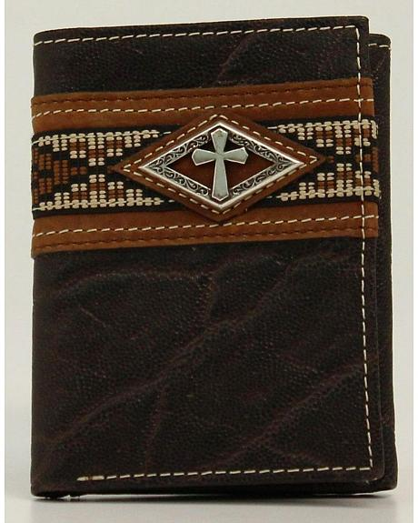 Ariat Ribbon Tri-Fold Wallet