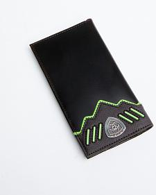 Ariat Shield Concho Rodeo Wallet