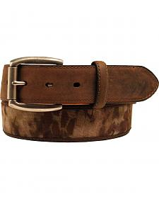 Ariat Kryptek Camo Belt