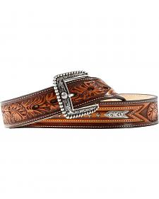 Ariat Men's Studded Arrow Belt