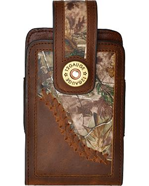Justin Original Workboots Camo Large Smartphone Case