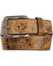 Justin Men's Tailgunner Leather Belt