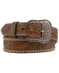 Ariat Tapered Embossed Belt