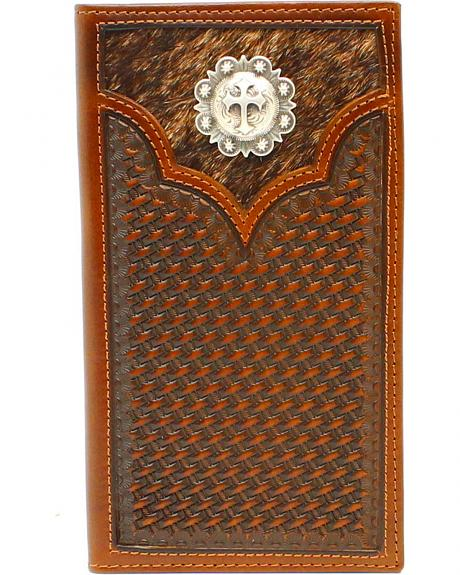 Nocona Hide-on-Hair Rodeo Wallet