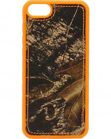 Nocona Mossy Oak Camo and Hunter Orange iPhone 5 and 5S Phone Cover