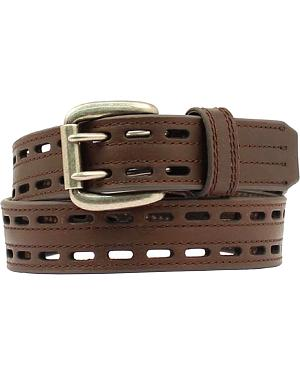 Nocona HD Xtreme Double Hole Belt - Large