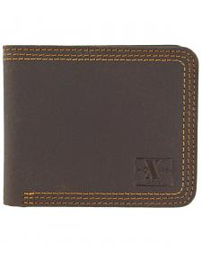 Nocona HD Xtreme Bifold Triple Stitch Wallet