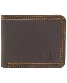 Nocona HD Xtreme Bifold Triple Stitch Wallet