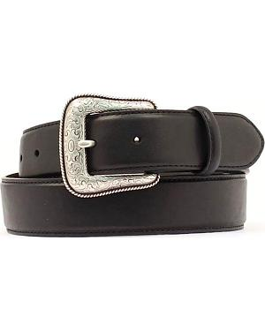 Nocona Black Self Billet Basic Belt - Large
