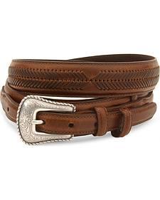 Nocona Leather Ranger Belt - Extended Sizes