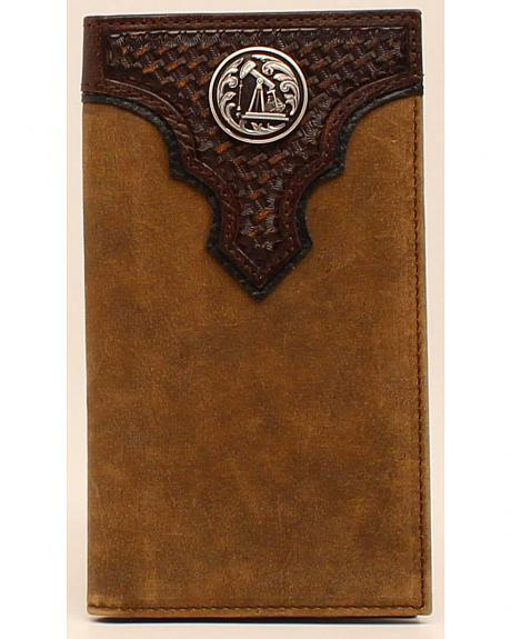 Ariat Oil Rig Concho Rodeo Wallet