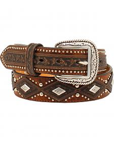 Ariat Diamond Concho Belt
