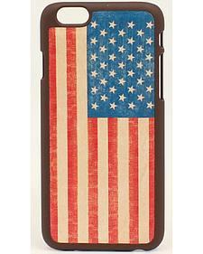 Nocona American Flag Galaxy S4 Case