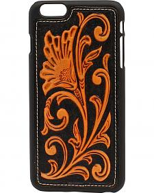 Nocona iPhone 6 Plus Floral Scroll Case