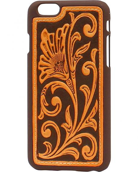 iPhone 6 Leather Scroll Case