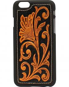 IPHONE 6 FLORAL SCROLL CASE