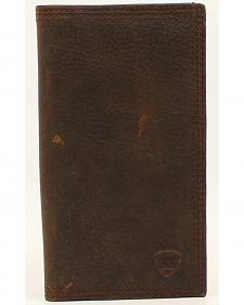 Ariat Basic Distressed Rodeo Wallet