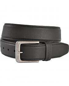 AndWest Men's Feather Edge Tooled Leather Belt