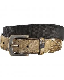Rocky Men's Woven Realtree AP Camo Outdoor Belt