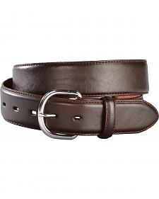 Gibson Trading Co. Men's D-Ring Leather Belt