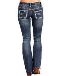 Women's Low Rise Jeans